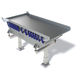 fruit conveyor / for vegetables / belt / vibrating