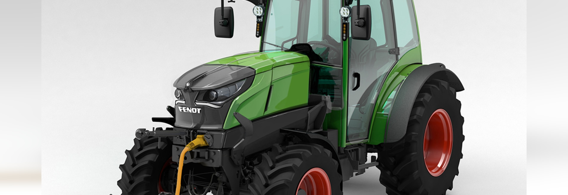 100% electric tractor from Fendt runs for '5 continuous hours'