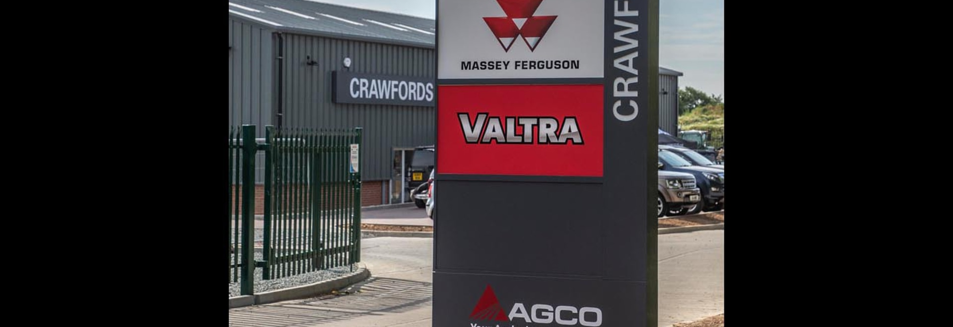 Crawfords extend trading area for Fendt and Valtra