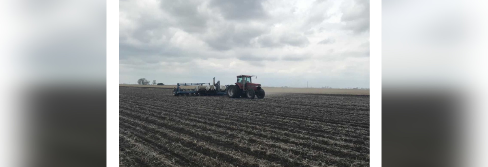 Farmers continue to plant. ( Farm Journal )