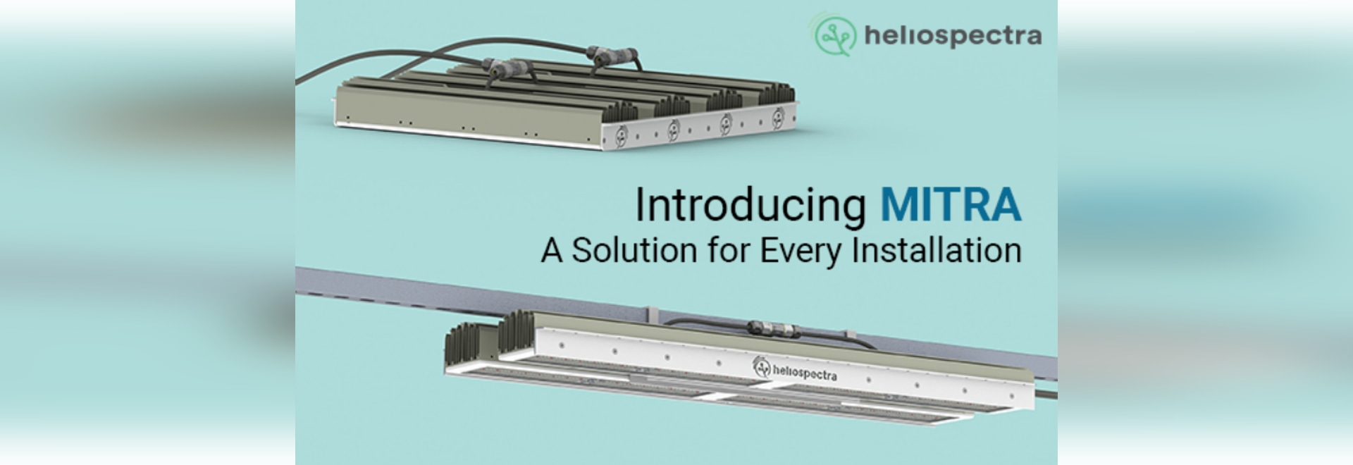 Heliospectra Introduces Revolutionary Modular LED Lighting Solution With Customizable Configurations