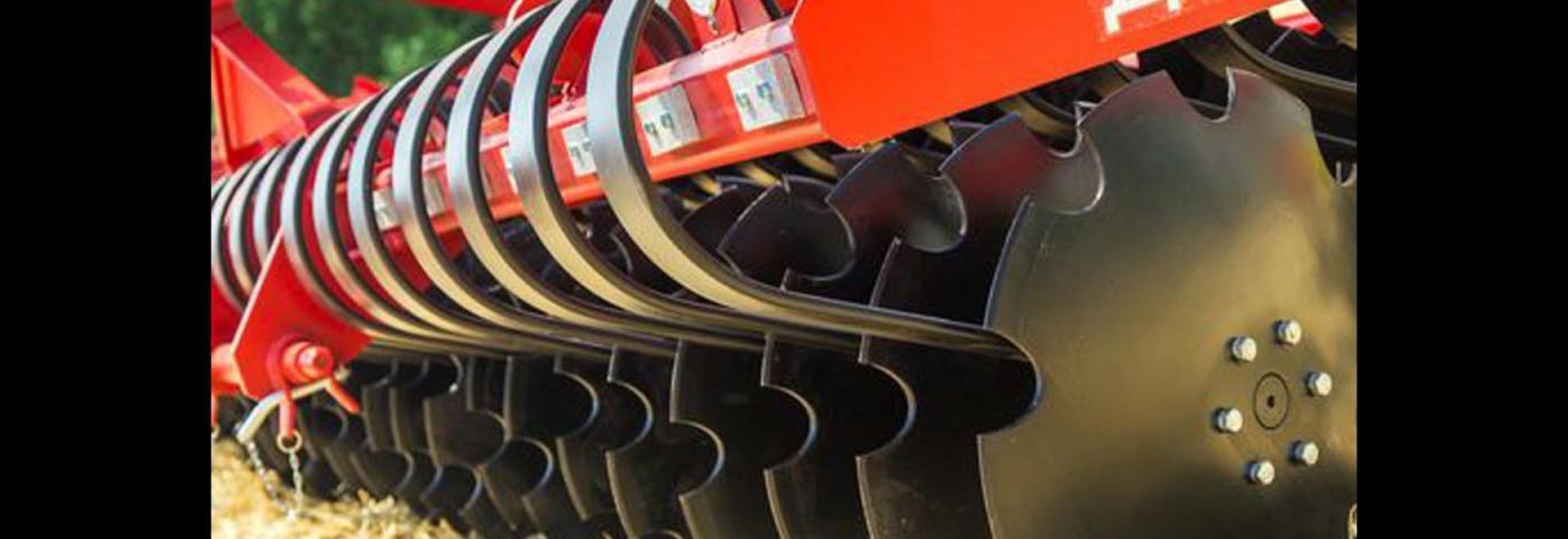 LOZOVA MACHINERY develops new disc harrow