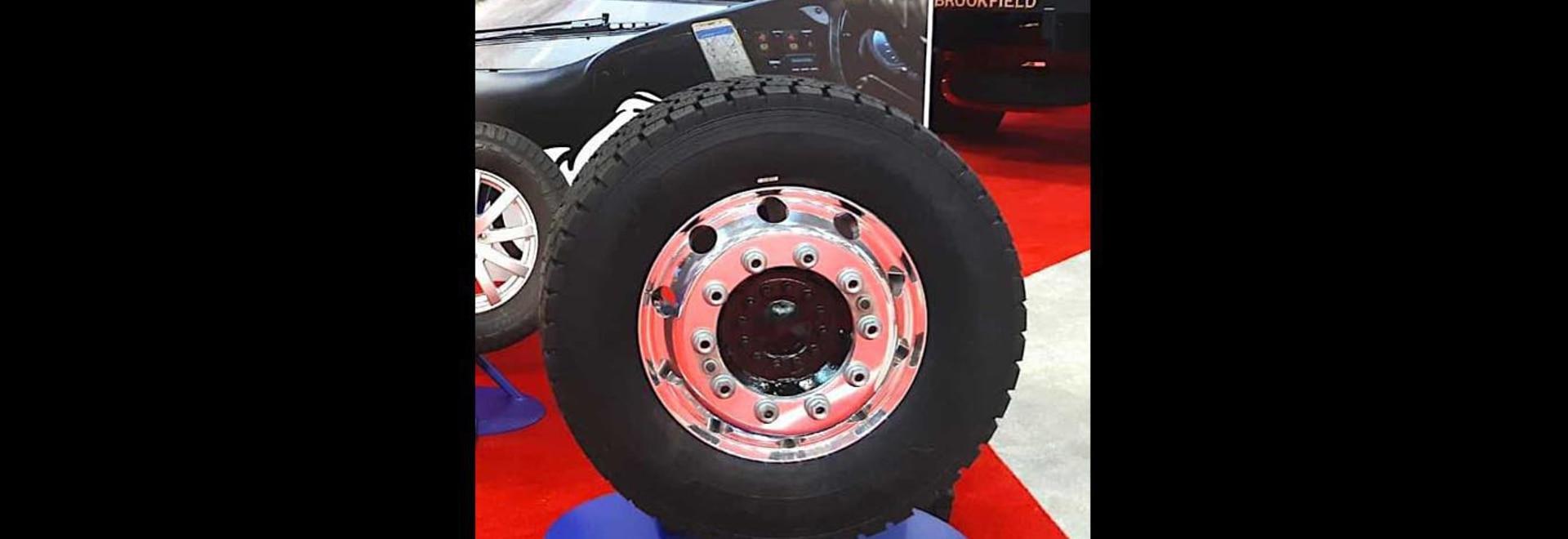 Michelin expands heavy-duty truck tyre range