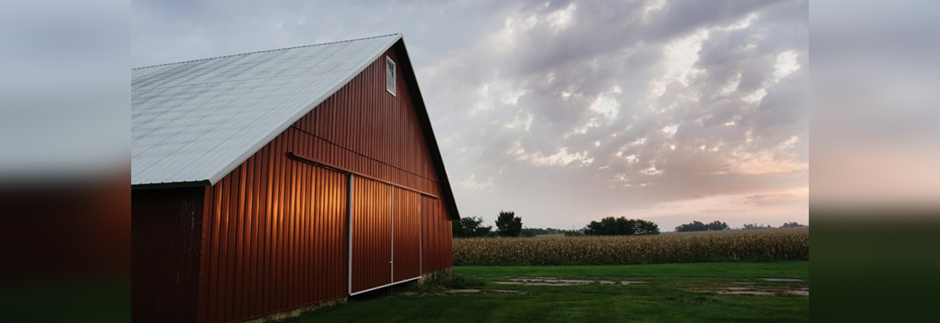 The Midwest Organic Center will be located at Etzel Sugar Grove Farm, part of Iowa's first and only privately owned and operated non-profit nature center. Photo credit: Rodale Institute.