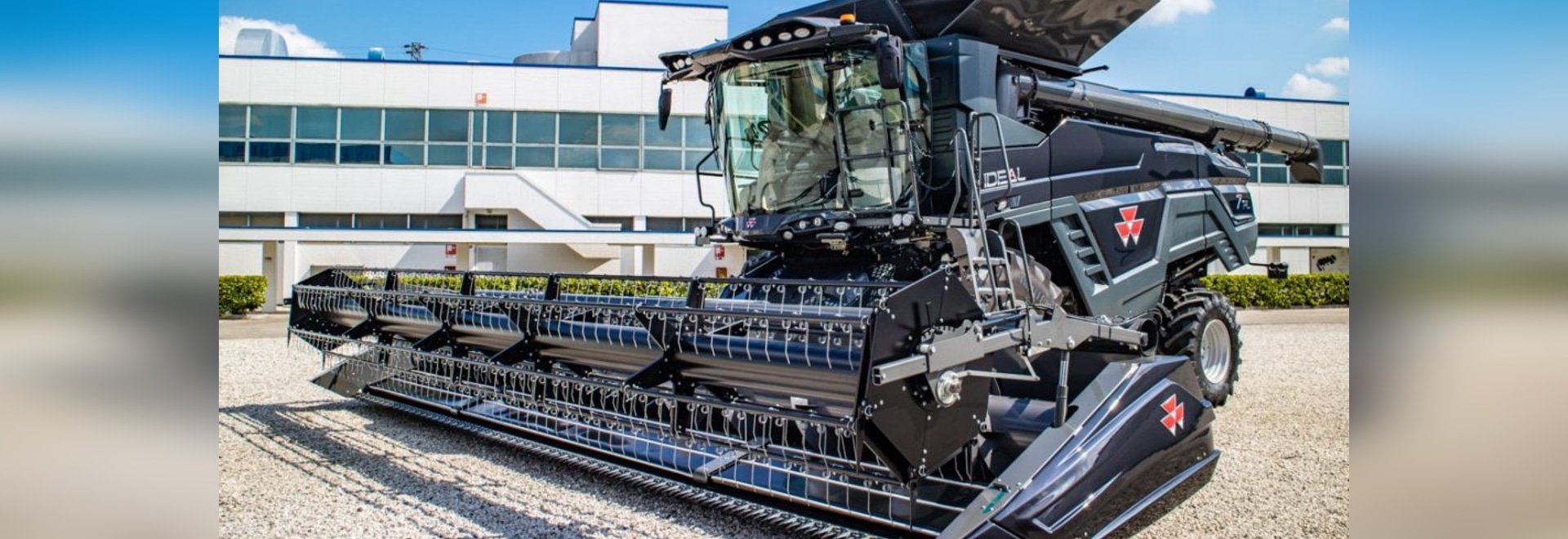 New 'IDEAL' combine wins big award, but awards don't pay the bills