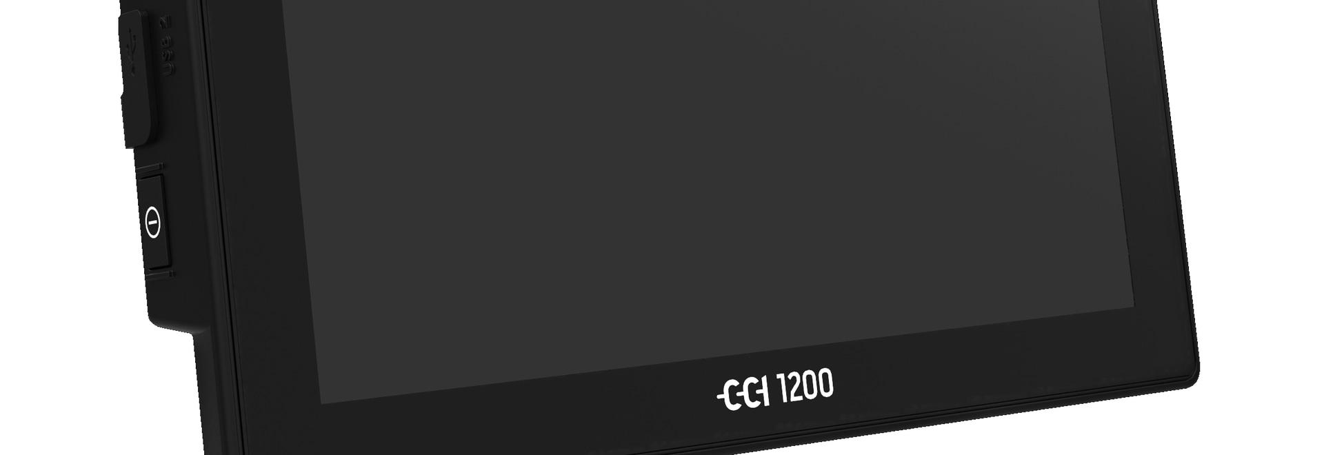 New ISOBUS Terminal CCI 1200