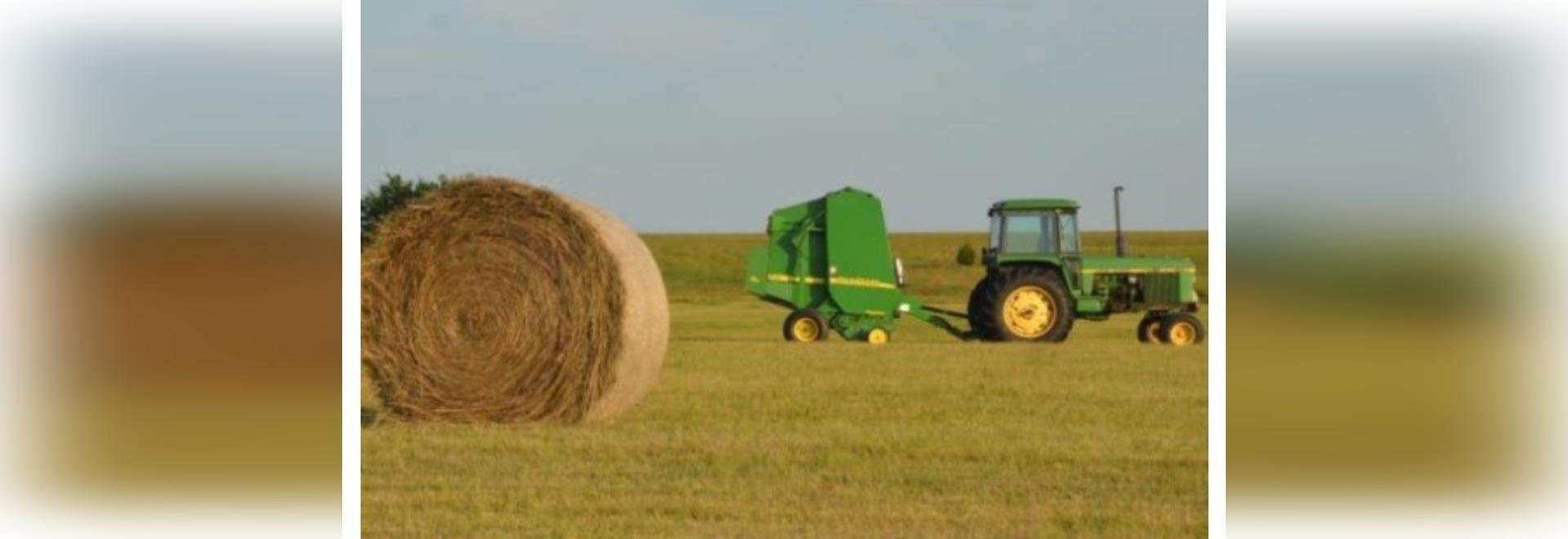 Safety Considerations for Hay Baling Season