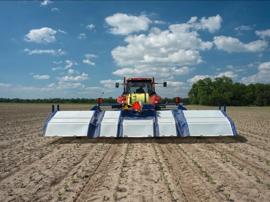 Super-targeted sprayer getting closer to market