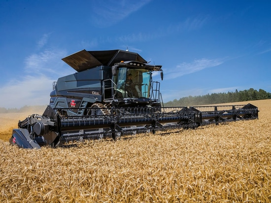 AGCO Unveils Next Generation of Axial Combines