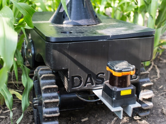 Ag robot now on the market