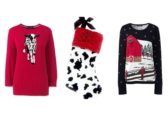 A holiday gift guide for livestock enthusiasts.