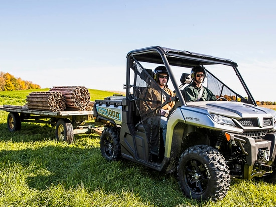 HIGH SPEC: CFMoto have launched the new U1000 utility task vehicle.