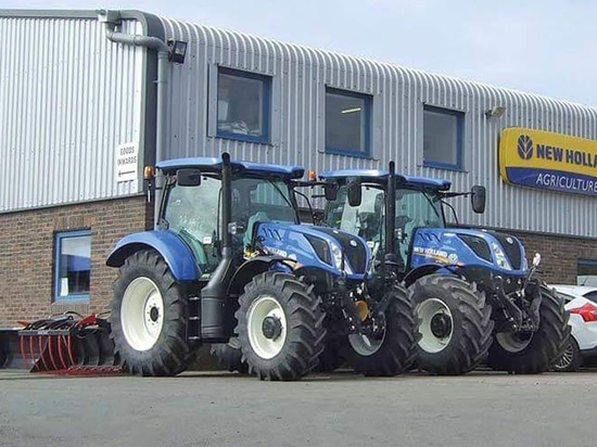 New Hereford branch for TH White
