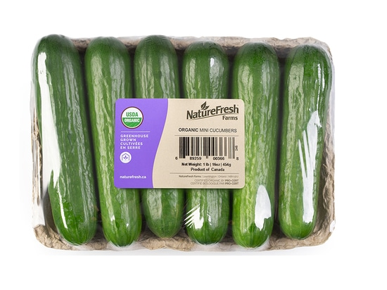 NatureFresh adds compostable packaging options