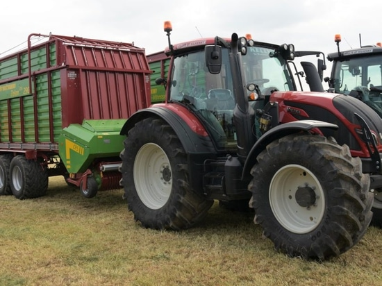 30% of new Irish tractors now have over 150hp