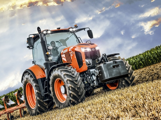 Check out your new driver's seat: Global giant Kubota puts you in control