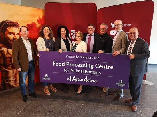 New food processing centre to be built at Assiniboine Community College