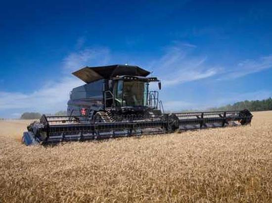 Massey Ferguson IDEAL combine harvester receive Platinum A'Design Award winner