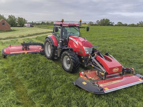 Pembrokeshire grassland event will be a major showcase for McCormick tractors