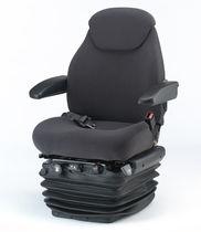 Sedile con sospensione automatica