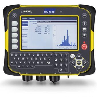 indicatore di peso / con display / con tastiera / per trattore