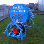 pulitore ad alta pressione per canalizzazione di drenaggio / su presa di forza / automatico