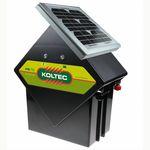 elettrificatore a energia solare / a batteria