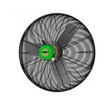 ventilatore per capannone agricolo / di circolazione / con pannello / assiale