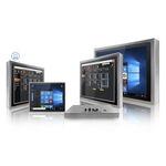 monitor touch screen / LCD / a tenuta stagna / per ecografia veterinaria