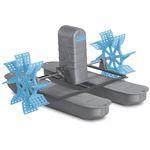 aeratore per acquacoltura / a pale