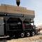 molino per cereali / mobileATG 15000Automatic Equipment Mfg. Co.
