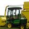 raccoglitrice parcellare per erba medica / per erba / per ricerca / montata su trattore36A & 48ARCI Engineering