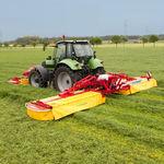 ディスク草刈り機 / リヤマウント / フロントマウント式 / 折り畳み可能