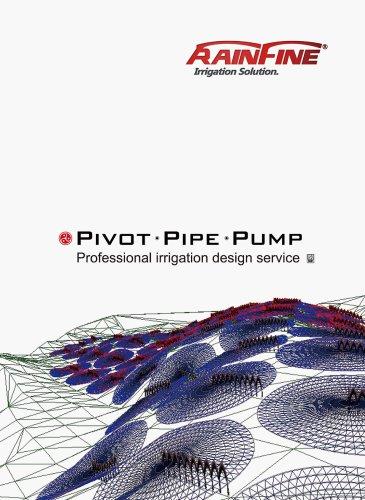 Pivot pipe pump design