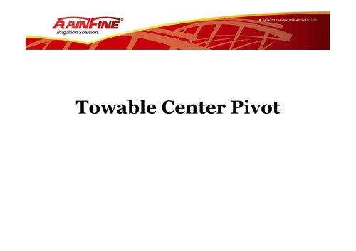 Towable Center Pivot