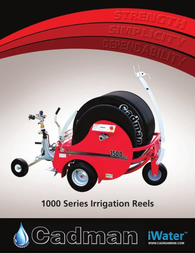 1000 Series Irrigation Reels