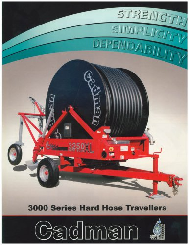 3000 Series Hard hose Travellers