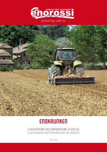 ENOKRUNKEN – Disc Cultivator - Enorossi - Catalogo PDF