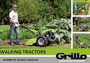 Walking Tractors