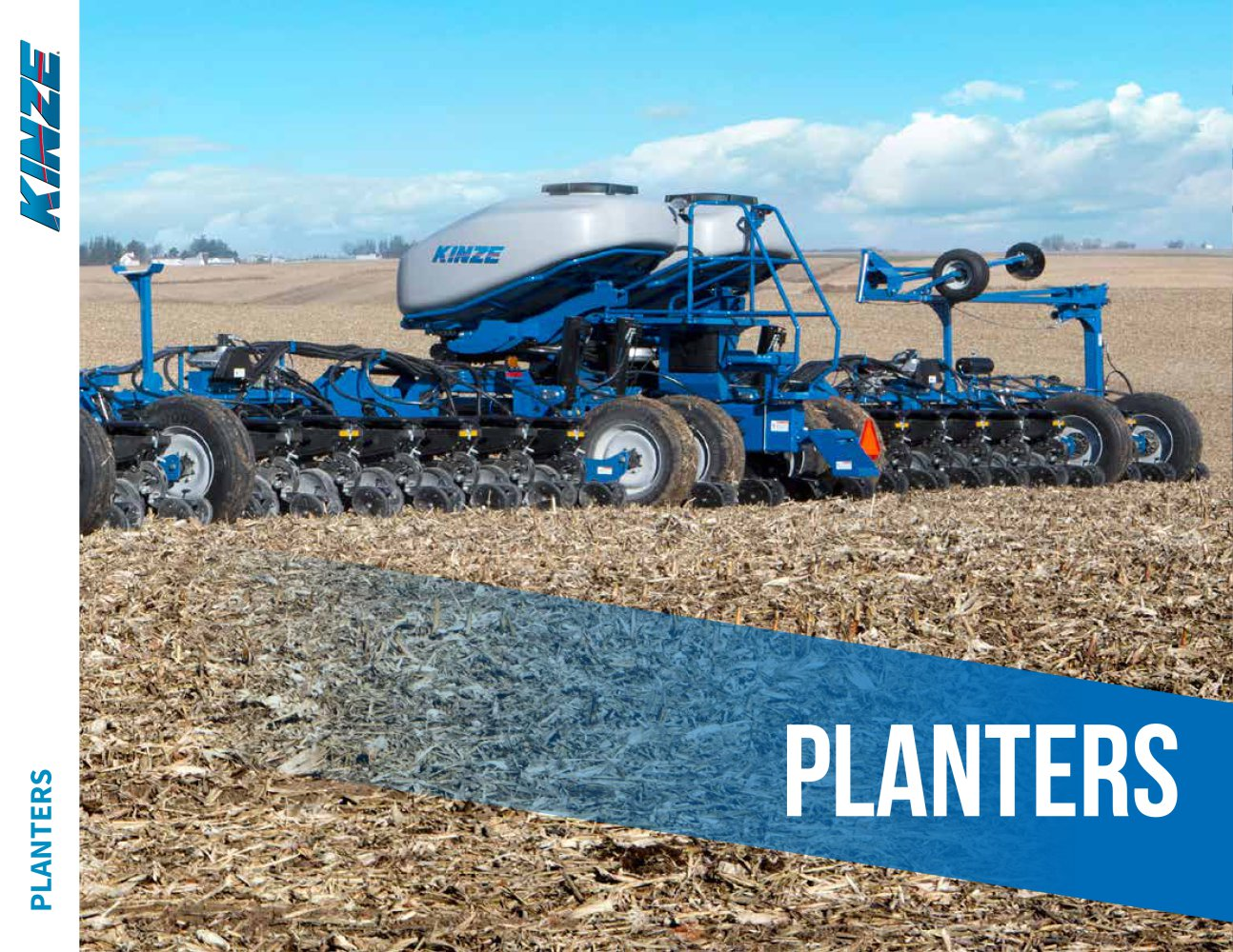 Kinze Planters Kinze Manufacturing Inc Pdf Catalogs