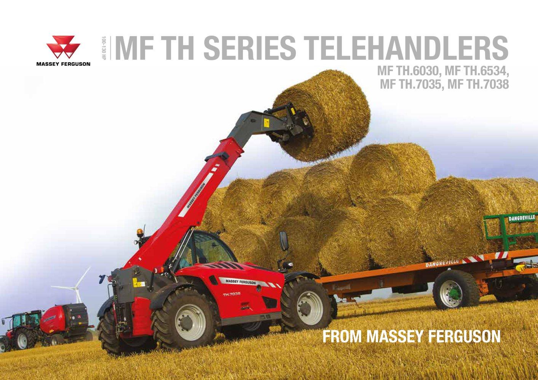 MF TH - MASSEY FERGUSON - PDF Catalogue | Technical Documentation ...