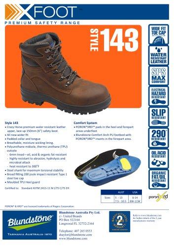 0835f07b583 Style 143 - Blundstone - PDF Catalogs | Technical Documentation ...