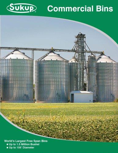 Commercial Grain Bins - Sukup Mfg Co - PDF Catalogs