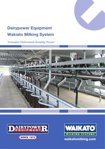Dairypower Equipment - Wakiato Milking System