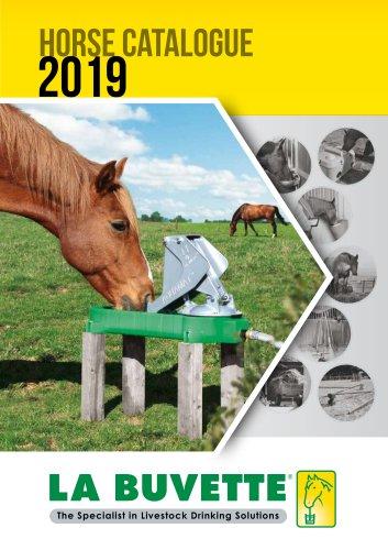 LA BUVETTE HORSE CAT 2019