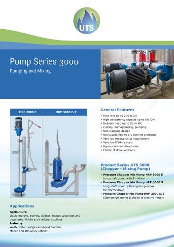 Pump Series 3000