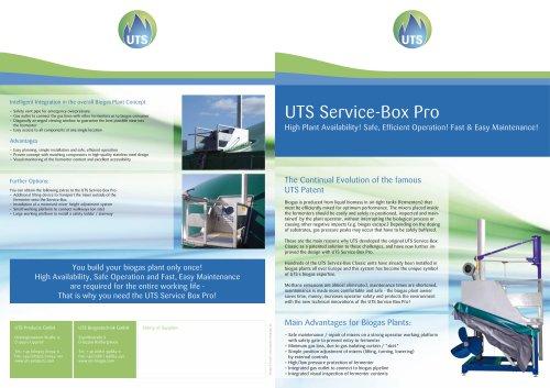 UTS Service-Box Pro