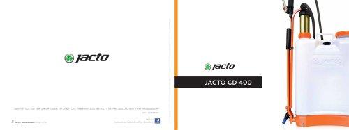 JACTO CD 400