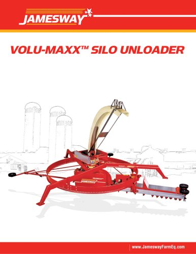 VOLU-MAXXTM SILO UNLOADER