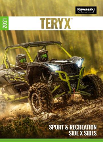 2018 TERYX® & TERYX4™
